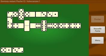 Domino en ligne sous flash